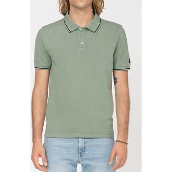 Abbigliamento Uomo Polo maniche corte Brekka brsw0024 Verde