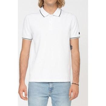Abbigliamento Uomo Polo maniche corte Brekka brsw0024 Bianco