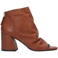Scarpe Donna Sandali Elvio Zanon EL6102X Sandalo spuntato  Donna Cuoio Cuoio