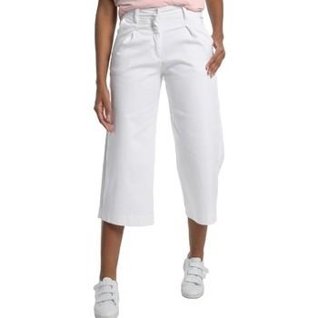 Abbigliamento Donna Jeans 3/4 & 7/8 Lois Pantalon Jean  Blanc Large 206982041/501 Bianco