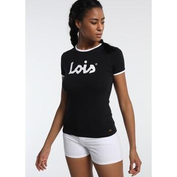 Abbigliamento Donna T-shirt maniche corte Lois T Shirt Noir 420472094 Nero