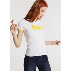 Abbigliamento Donna T-shirt maniche corte Lois T Shirt Blanc 420472094 Bianco
