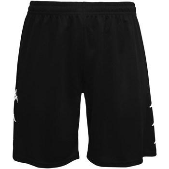 Abbigliamento Bambino Shorts / Bermuda Kappa 3038wg0-y Shorts Bambino Nero Nero