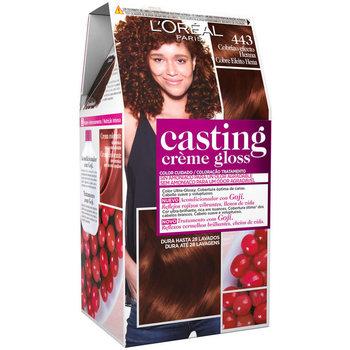 Bellezza Tinta L'oréal Casting Creme Gloss 443-cobrizo Efecto Henna 7 u