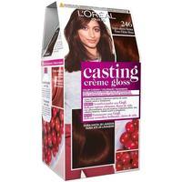 Bellezza Tinta L'oréal Casting Creme Gloss 246-negro Efecto Henna 7 u