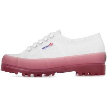 Scarpe Donna Sneakers basse Superga s1115lw Basse Donna Bianco Bianco