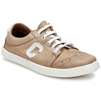 Scarpe Bambina Sneakers basse Chipie SAVILLE Beige