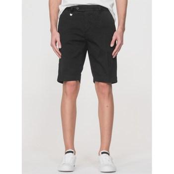 Abbigliamento Uomo Shorts / Bermuda Antony Morato mmsh00141-fa800129 Nero