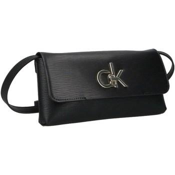 Borse Donna Tracolle Calvin Klein Accessories k60k606503 A Tracolla Donna Nero Nero
