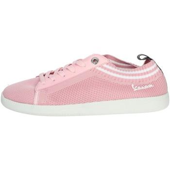 Scarpe Donna Sneakers alte Vespa V00011-500-54 ROSA