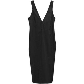 Abbigliamento Donna Abiti lunghi Claudie Abito tubino in cotone Nero