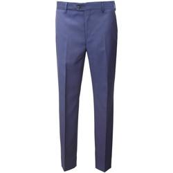 Abbigliamento Uomo Pantaloni da completo Be Able Pantalone in cotone - Blu