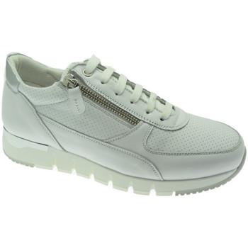 Scarpe Donna Sneakers basse Melluso MW09730GDbia bianco