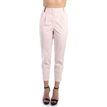 Abbigliamento Donna Chino Peserico P04979 01938 Rosa