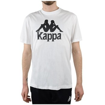 Abbigliamento Uomo T-shirt maniche corte Kappa Caspar Tshirt Bianco