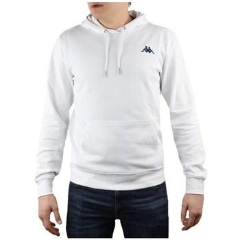 Abbigliamento Uomo Felpe Kappa Vend Hooded Bianco