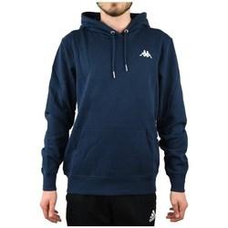 Abbigliamento Uomo Felpe Kappa Vend Hooded Blu marino