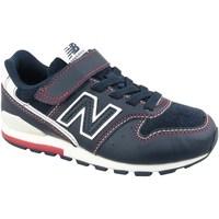 Scarpe Unisex bambino Sneakers basse New Balance 996 Nero