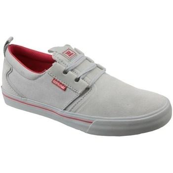 Scarpe Uomo Sneakers basse Supra Flow Grigio