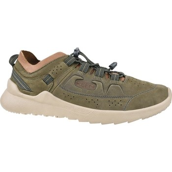 Scarpe Uomo Sneakers basse Keen Highland Olivina,Beige