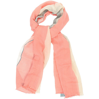 Accessori Donna Sciarpe Paul Smith Foulard Ml Crinkle Beige