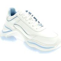 Scarpe Donna Sneakers basse Windsor Smith CHAOS Bianco
