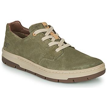 Scarpe Uomo Sneakers basse Caterpillar RIALTO NUBUCK Verde