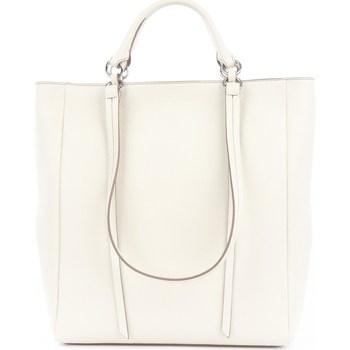 Borse Donna Tote bag / Borsa shopping Coccinelle E1-FIA180201-MINERVA Da Lavoro Donna Chalk Chalk