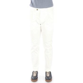 Abbigliamento Uomo Chino Michael Coal FREDERICK-2564 Classici Uomo Panna Panna