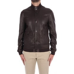 Abbigliamento Uomo Giacca in cuoio / simil cuoio The Jack Leathers WEDGE-PLANGEE Biker Uomo nd nd