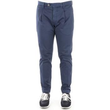 Abbigliamento Uomo Chino Michael Coal FREDERICK-2564 Classici Uomo Blu miami Blu miami