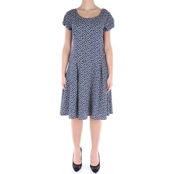 Abbigliamento Donna Abiti corti Mark Midor Z1918-728 Corti Donna Blu chiaro & Beige Blu chiaro & Beige