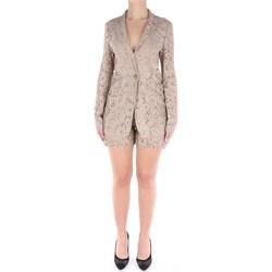 Abbigliamento Donna Completi Mark Up MW56701 Completi Donna Beige Beige
