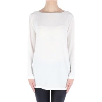 Abbigliamento Donna Maglioni Fabiana Filippi TP71718-V366 Girocollo Donna Bianco Bianco