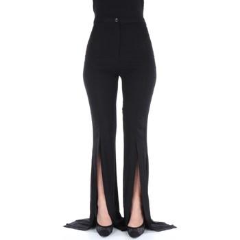Abbigliamento Donna Pantaloni da completo Dramée D111A Eleganti Donna Nero Nero