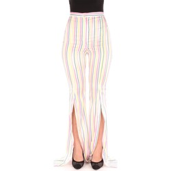 Abbigliamento Donna Pantaloni morbidi / Pantaloni alla zuava Dramée D111B Classici Donna Multicolore Multicolore