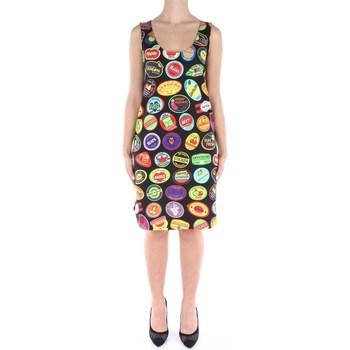Abbigliamento Donna Abiti corti Love Moschino W5A90-00-M4020 Corti Donna Multicolore Multicolore