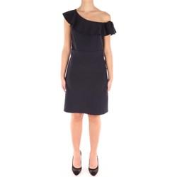 Abbigliamento Donna Abiti corti Blugirl 7767 Blu navy