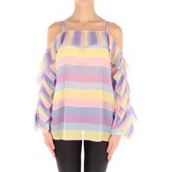 Abbigliamento Donna Top / Blusa Blugirl 7562 Bluse Donna Multicolor Multicolor