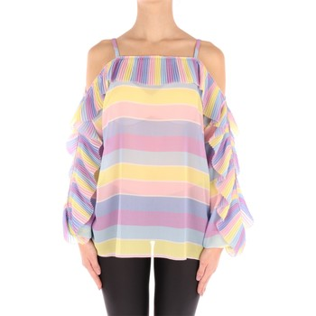 Abbigliamento Donna Top / Blusa Blugirl 7562 Multicolor