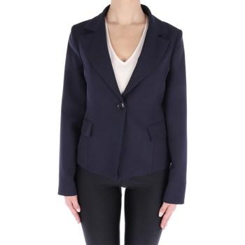 Abbigliamento Donna Giacche / Blazer Blugirl 7769 Blu navy