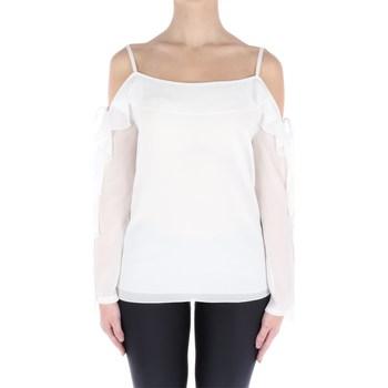 Abbigliamento Donna Top / Blusa Blugirl 7759 Bluse Donna Bianco Bianco