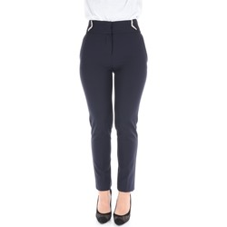 Abbigliamento Donna Pantaloni da completo Blugirl 7772 Eleganti Donna Blu navy Blu navy