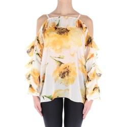 Abbigliamento Donna Top / Blusa Blugirl 7567 Giallo