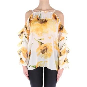 Abbigliamento Donna Top / Blusa Blugirl 7567 Bluse Donna Giallo Giallo