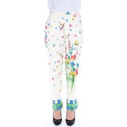 Abbigliamento Donna Pantaloni morbidi / Pantaloni alla zuava Blugirl 7533 Classici Donna Multicolor Multicolor