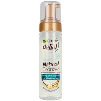 Bellezza Protezione solare Garnier Natural Bronzer Mousse Autobronceadora  200 ml