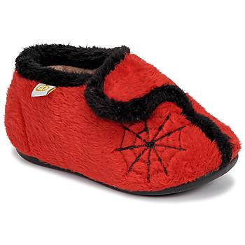 Scarpe Bambina Pantofole Citrouille et Compagnie NOLIROSSO Rosso