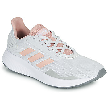 Scarpe Sneakers basse adidas Performance DURAMO 9 Grigio / Rosa
