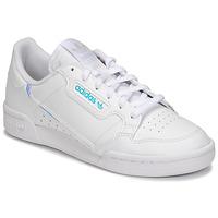 Scarpe Unisex bambino Sneakers basse adidas Originals CONTINENTAL 80 J Bianco